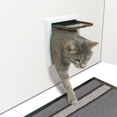 2-Way Cat Door