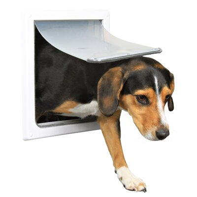 2 Way Dog Door Size: Small-Medium (14 H x 11.75 W)