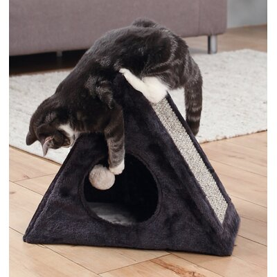 15.25 Lera Fold and Store Cat Condo