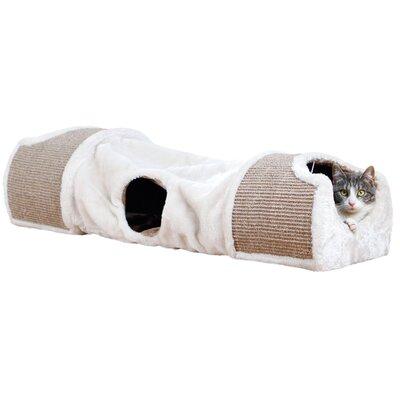 11.75 Plush Nesting Cat Condo