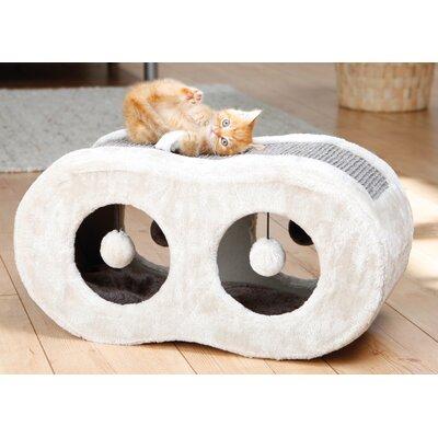 11 Liana Fleece-Lined Cat Condo