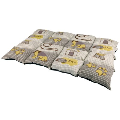 Patchwork Quilted Pad