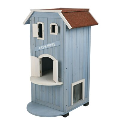 3 Story Cat House