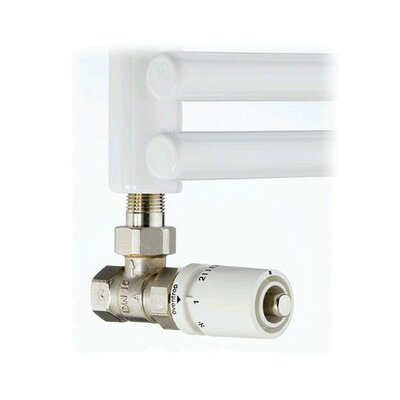 Hydronic 0.5 Standard Angle Thermostatic Control Valve