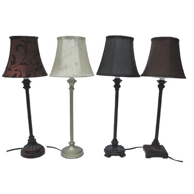 Assorted 23 Table Lamp Set