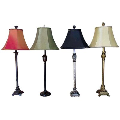 Buffet 30 Table Lamp Set