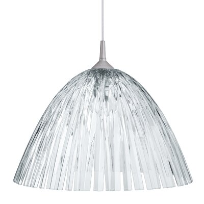 Reed Ceiling/Hanging Lamp Color: Transparent Clear