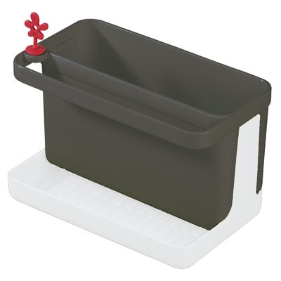 Park It Sink Side Caddy Color: White / Black