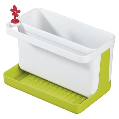 Park It Sink Side Caddy Color: Green / White