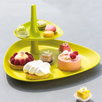 Koziol Betty 2 Tier Snack Stand 3580582