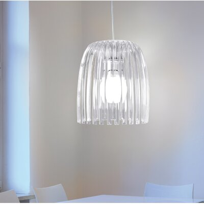 Solid 12.32 Plastic Novelty Lamp Shade Color: White