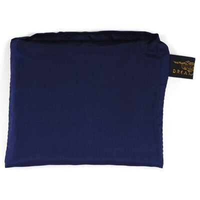 Travel Pocket Pillowcase Color: Midnight Blue