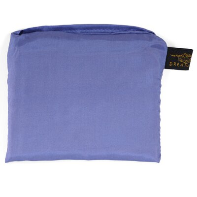Travel Pocket Pillowcase Color: Lilac