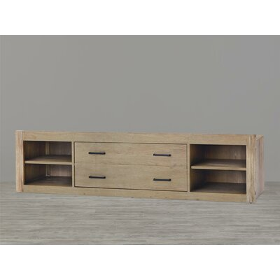 myRoom Storage Unit with Side Rail Panel