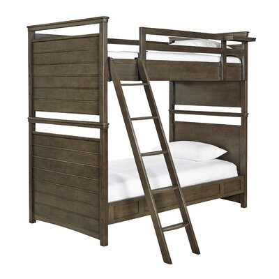 Varsity Bunk Bed Configuration: Twin over Twin