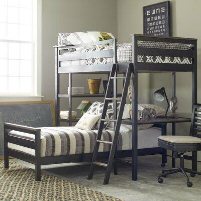#myRoom Twin L-Shaped Bunk Bed