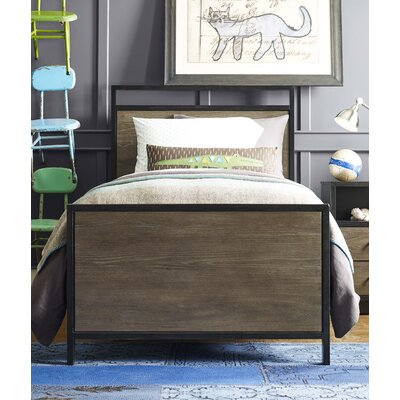 Chassidy Modern Panel Bed