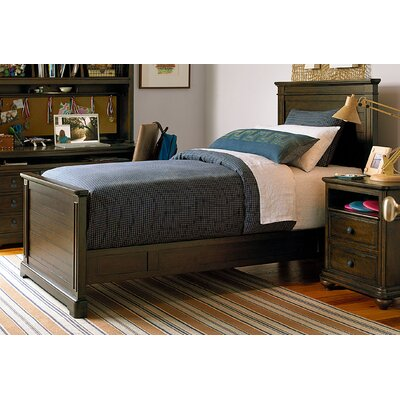 Chassidy Contemporary Wood Frame Panel Bed