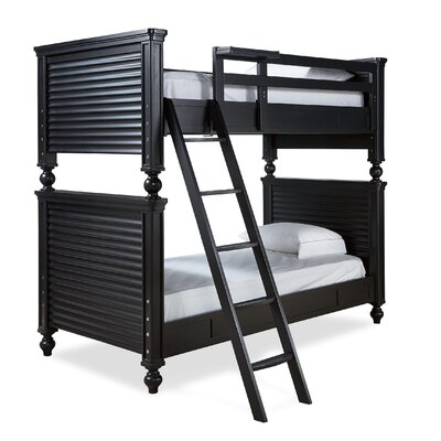 Chassidy All American Wood Frame Bunk Bed