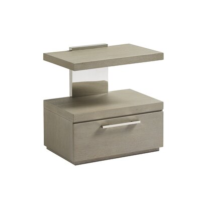 Leland 1 Drawer Nightstand