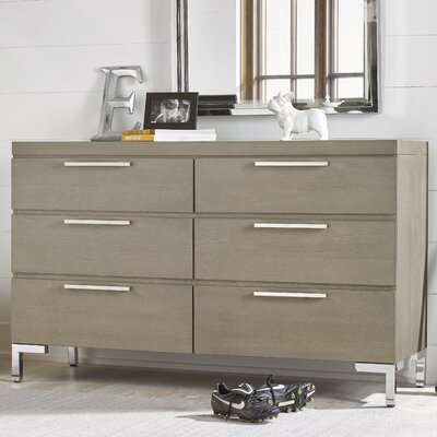 Leland 6 Drawer Dresser