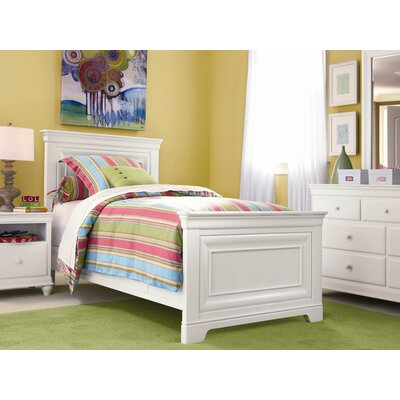 Chassidy Maple Veneers Panel Bed
