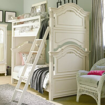 Easy furniture financing Gabriella Twin over Twin Bunk Bed...