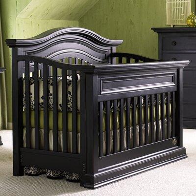 Bonavita Sheffield Full Size Bed Rails - Finish: Distressed Black at Sears.com