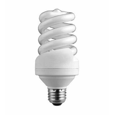 Compact Fluorescent Light Bulb Wattage: 20W