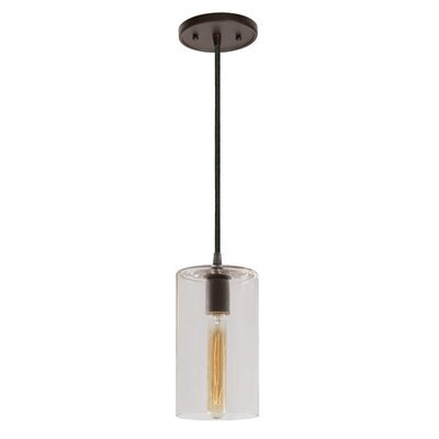 Grand Central 1-Light Mini Pendant Finish: Polished Nickel