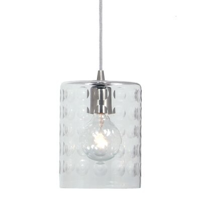 Grand Central 1-Light Mini Pendant Finish: Gun Metal