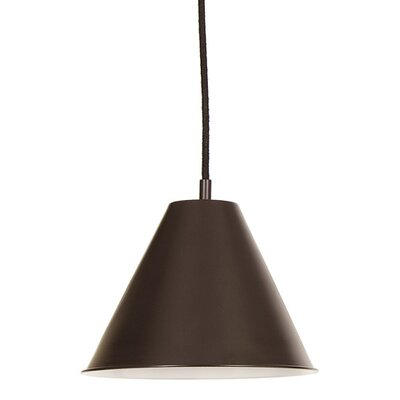 Catamount 1-Light Medium Pendant Finish: Oil Rubbed Bronze