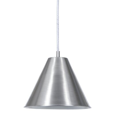 Catamount 1-Light Medium Pendant Finish: Pewter