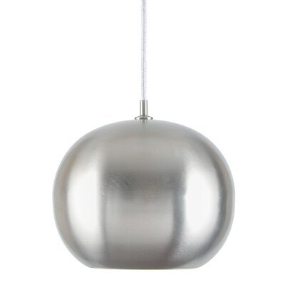 Bristol 1-Light Large Pendant Finish: Pewter