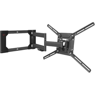 4 Movement Tilt/Swivel/Articulating Arm Wall Mount for 32 - 80 Flat Panel Screens