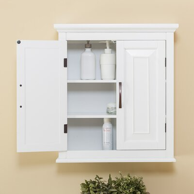Prater 22.5 W x 25 H Wall Mounted Cabinet