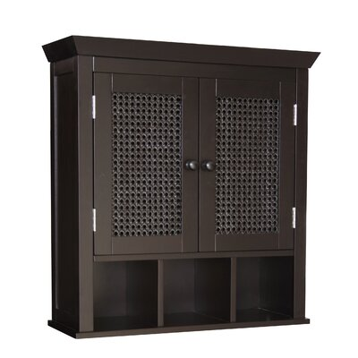 Elegant Home Savannah Two Door Wall Cabinet at Sears.com