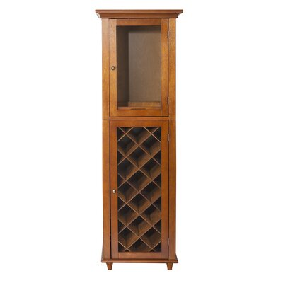 Napoli VI 16 Bottle Floor Wine Cabinet