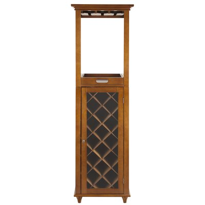 Napoli II 16 Bottle Floor Wine Cabinet