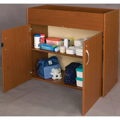 Vos System Infant Changing Table Finish: Cherry 6091A-58