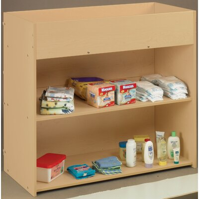 Eco Laminate Infant Changing Table Color: Maple 3090A73
