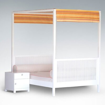 Cheap ducduc Cabana Twin Canopy Bedroom Collection (DDC1086)