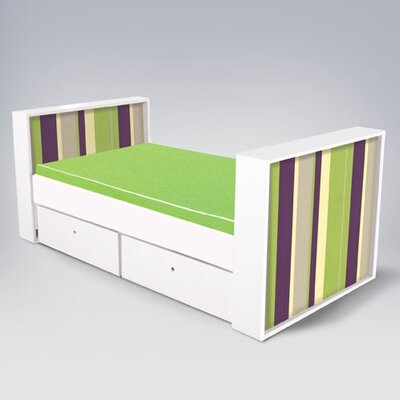 Cheap ducduc Parker Full  Bed with  Drawers (DDC1090)
