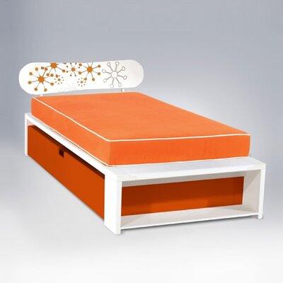 Cheap ducduc Alex Snowboard Headboard Platform Bedroom Collection (DDC1165)