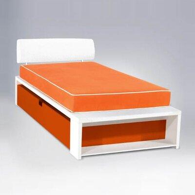 Cheap ducduc Alex Twin Platform Bedroom Collection (DDC1229)