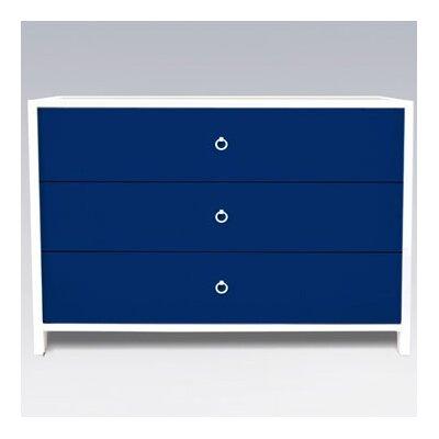 Cheap ducduc Cabana Three-Drawer Dresser (DDC1275)