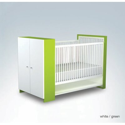 Ducduc aj ii crib aj2crib ra w fr best price for Best value baby crib