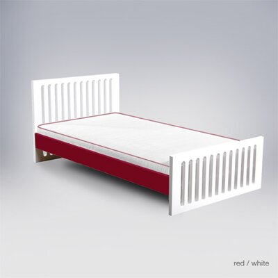 Easy financing Alex Classic Twin Bed Headboard / F...
