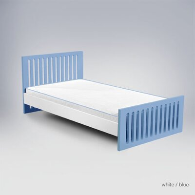 Furniture financing Alex Classic Twin Bed Headboard / F...