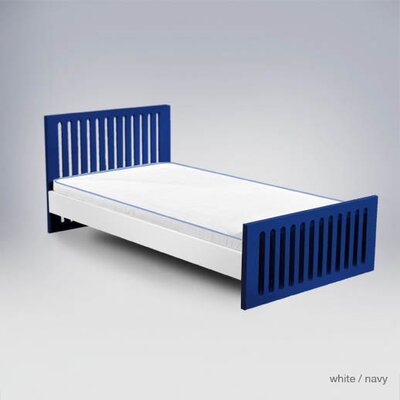Financing Alex Classic Twin Bed Headboard / F...